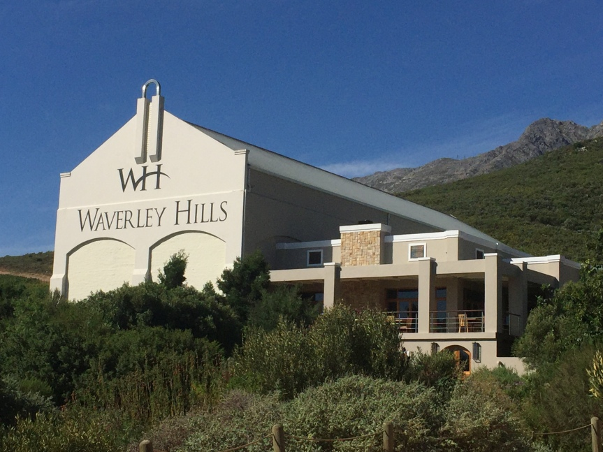 Excellent Unstated Wines and Service – Naturally!