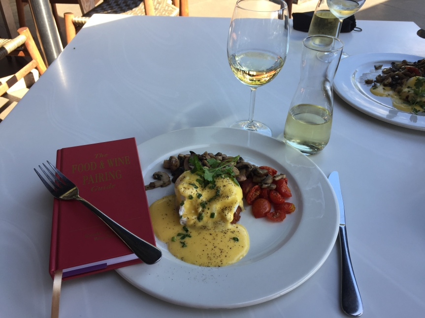 April Book Review – 'Cheers' and 'BonAppetit'