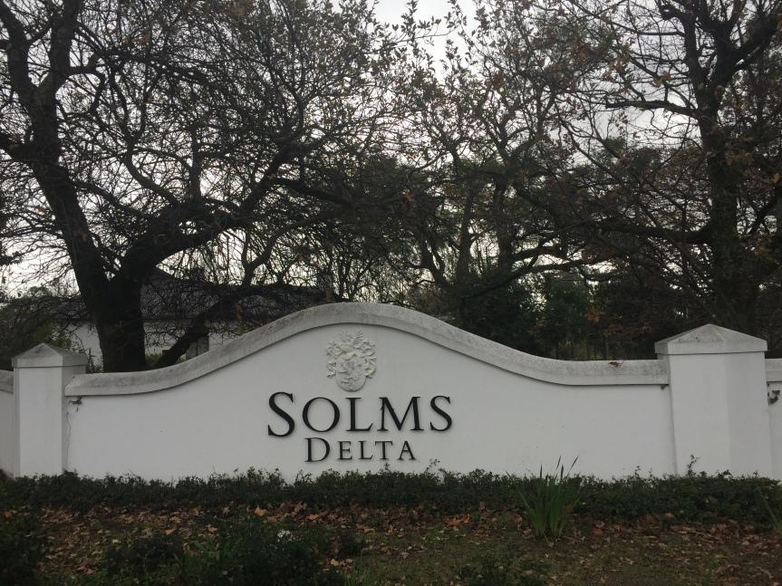 Slave to the Rhythm atSolms-Delta