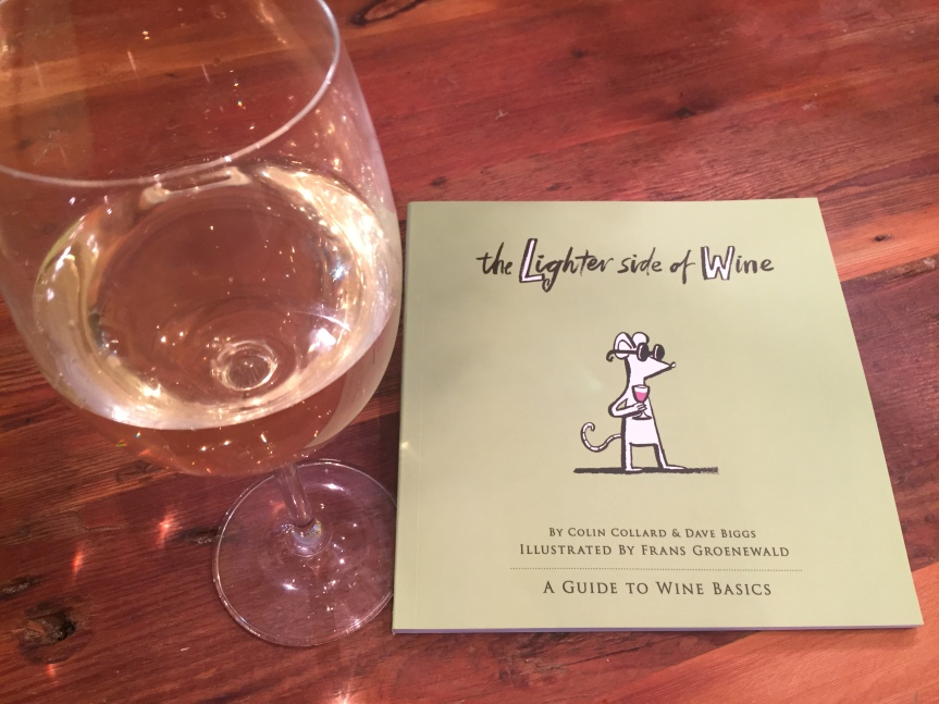 "June Book Review – ""A Bottle of Wine Contains More Philosophy Than all the Books in the World"""