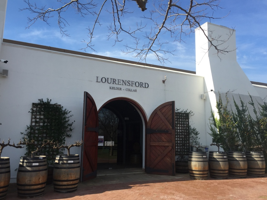 Fun(ny) Times at Lourensford