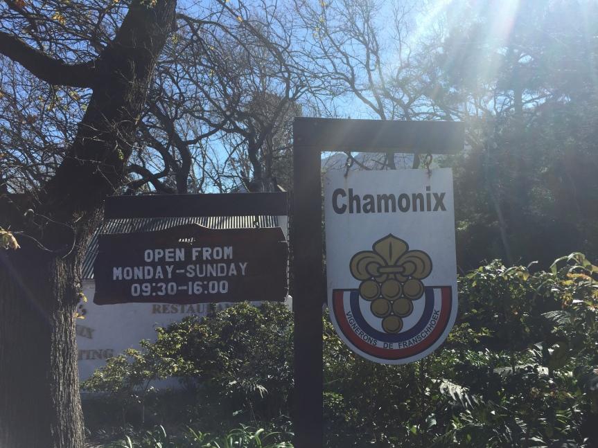 Wine on the Slopes atChamonix